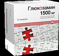 Глюкозамин Амантисмед