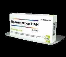 Прамипексол-НАН